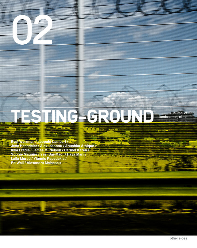 Testing Ground 02 Cover